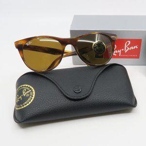 RB 2185 954/33 Ray-Ban Tortoise/ Brown Sunglasses